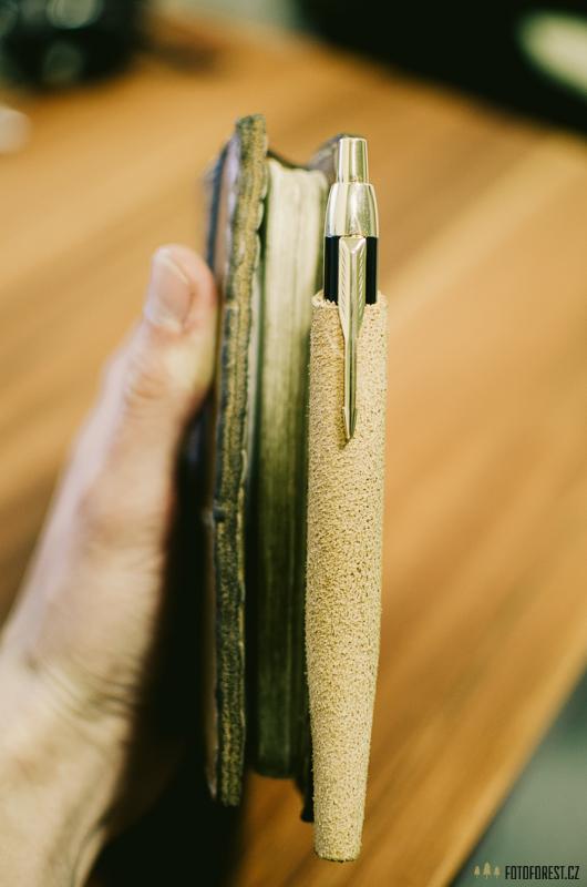 Výroba pouzdra na propisku