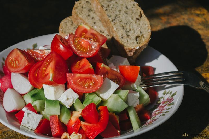 Salát šopák