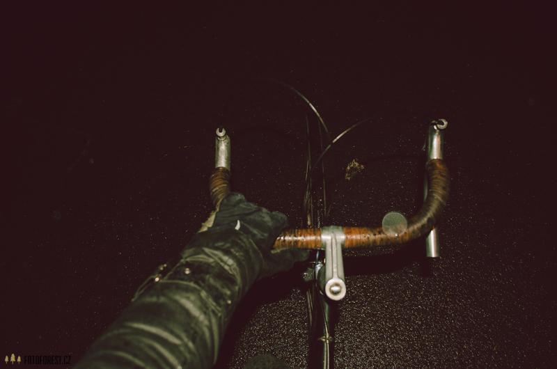 Na kole z hospody