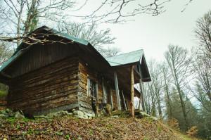 Tajch chata Tatry
