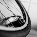Lepení duše na kole