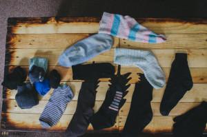 Pračka žere ponožky!