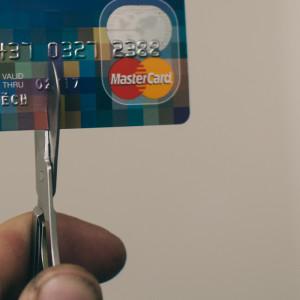 Zničení kreditky