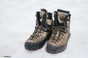 Boty La Sportiva do sněhu