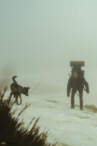 Nízké Tatry se psem
