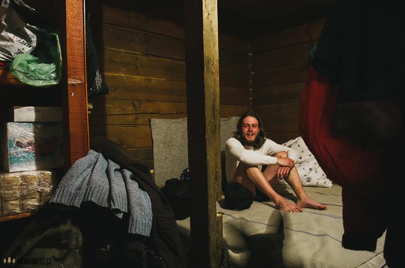 Útulna Ďurková Nízké Tatry
