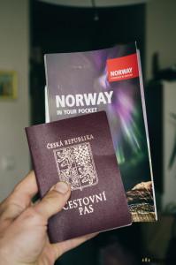 Vyřízení cestovního pasu