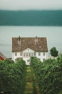 Polární den v Norsku
