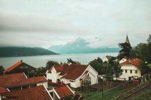 Autem do Norska