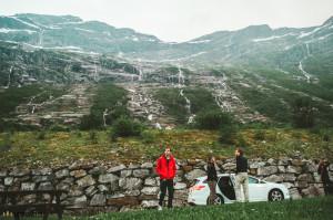 Cestování po Norsku