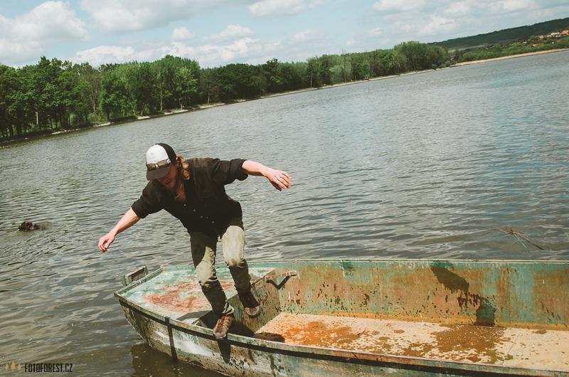 Pouzdřany rybník