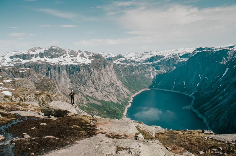 Norway Ringedalsvatnet
