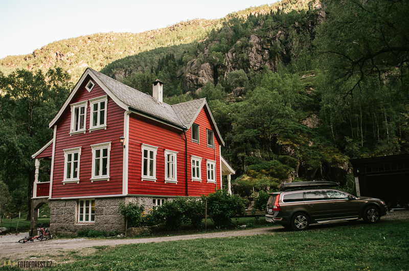 Bydlení v Norsku