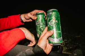 Pivo Hansa z Norska