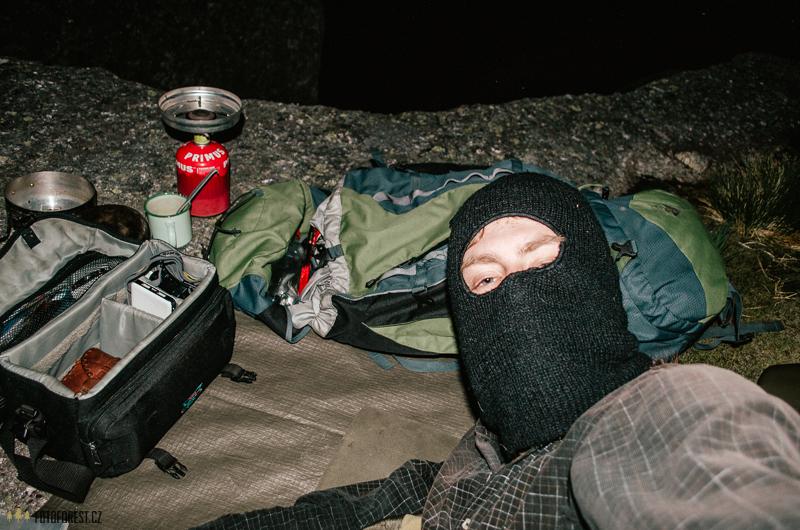 Preikestolen camping