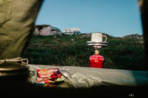 Kjerag camping