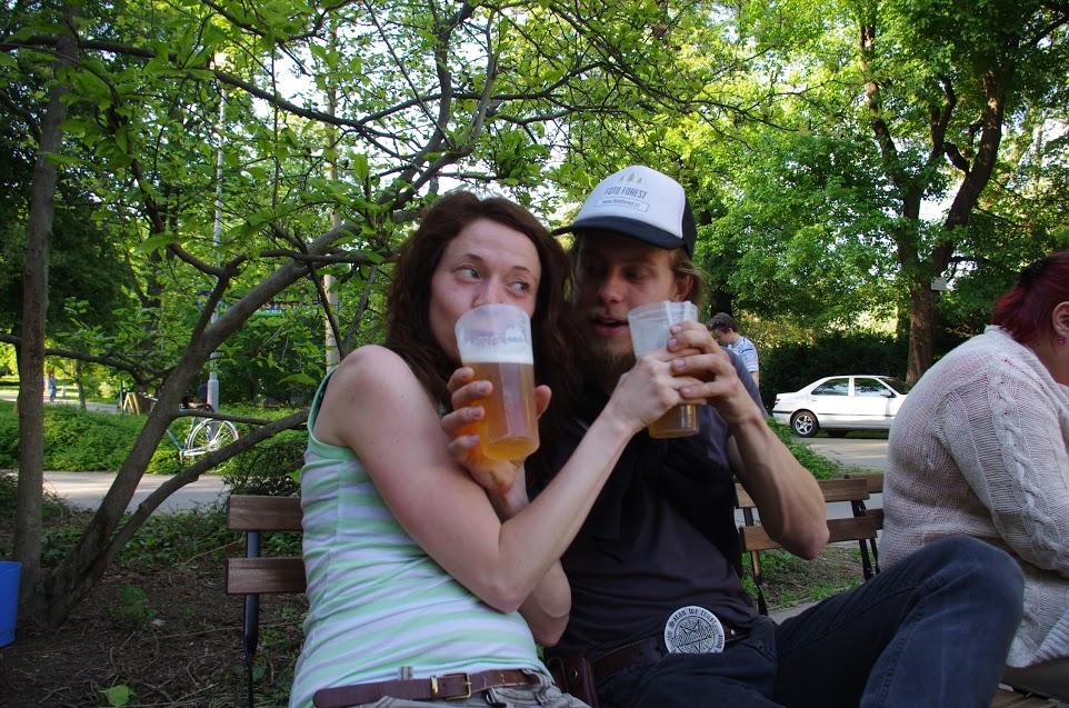 Pivní běh Brnem