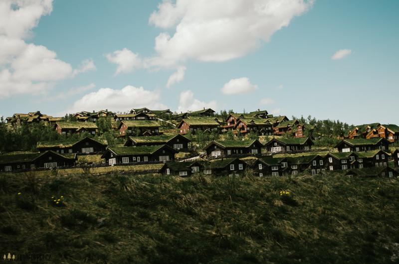Vesnice v Norsku