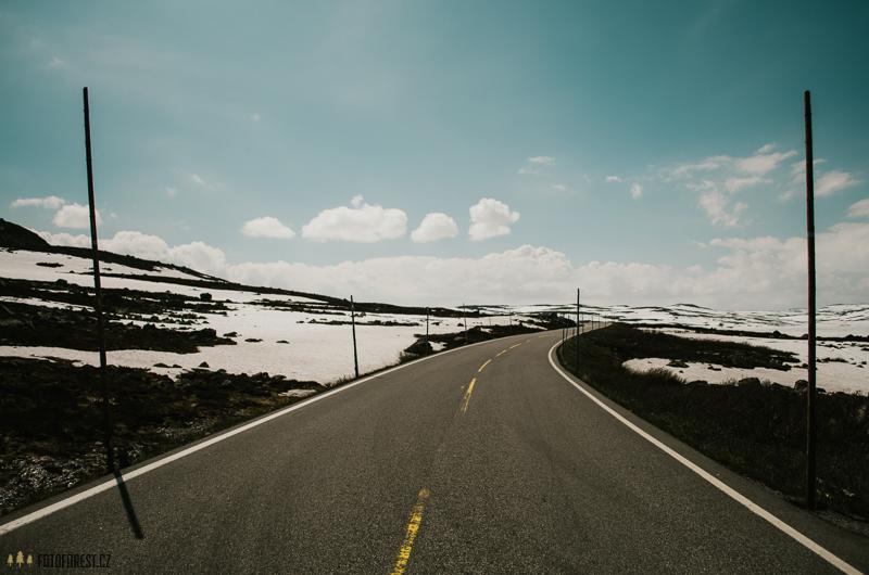 Silnice v Norsku