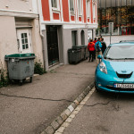 Nissan Leaf Bergen, Norway