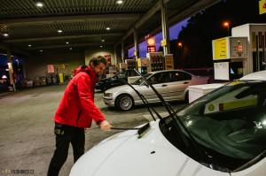 Půjčené auto v Norsku