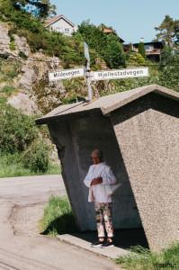 Zastávka v Norsku