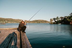 Rybaření v Norsku bez povolení