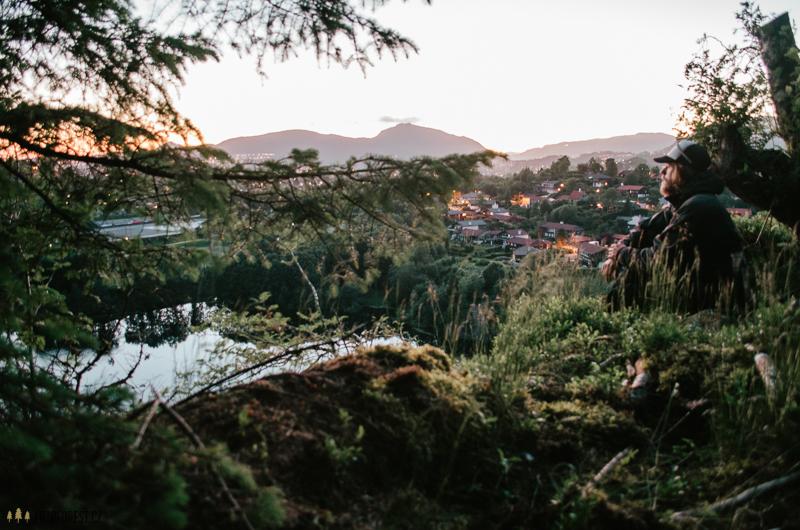 Tranevatnet, Nesttun, Bergen Norway