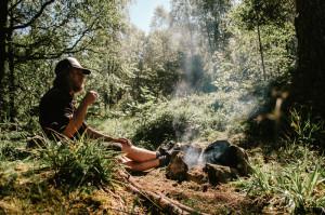 Vaření na ohni v Norsku