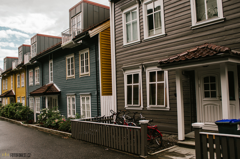 Domy v Norsku