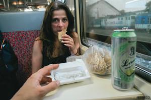 Vlak Brno - Náměšť