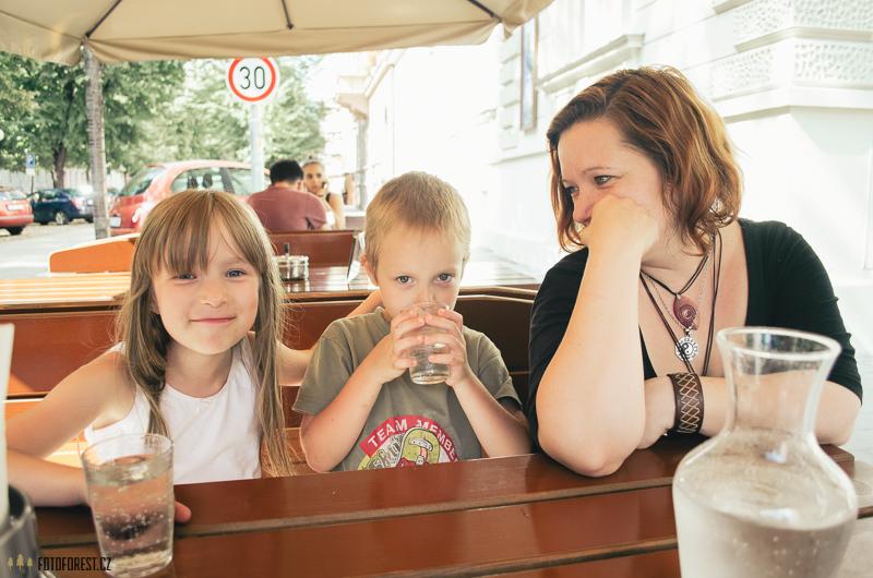 Blanka a její děti