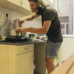 Vaření v práci
