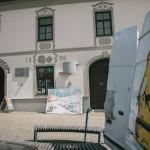 Výstava malíře Aleše Navrátila