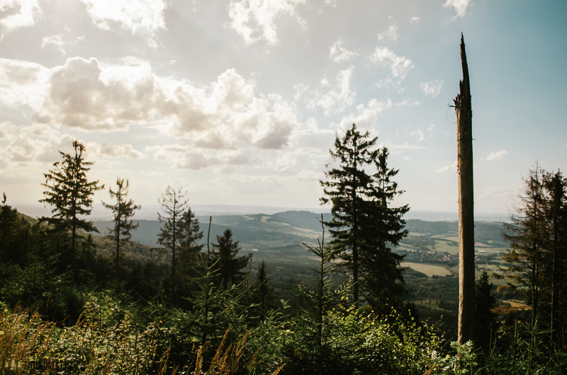 Beskydy panoramata