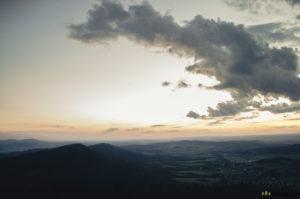 Rozhledna Velký Javorník, Beskydy