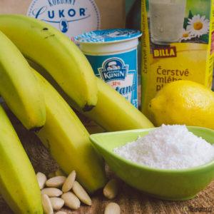 Výroba banánové zmrzliny