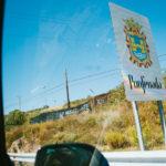 Cesta do Španělska