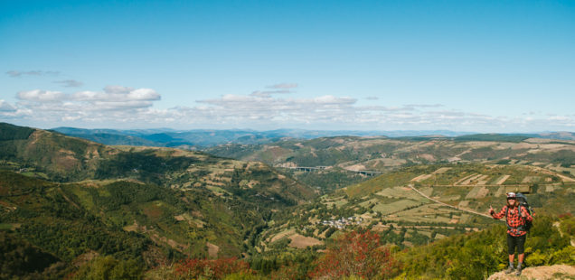 Svatojakubská cesta, Camino de Santiago
