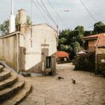Španělská vesnice, pouť do Santiaga