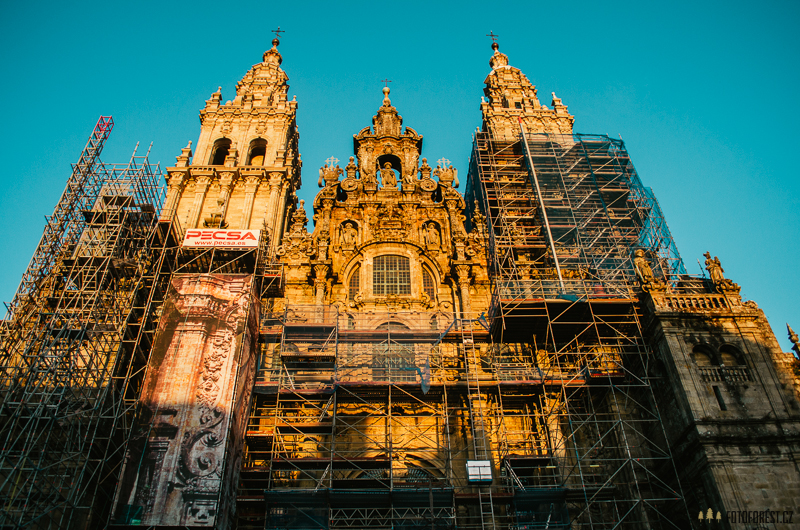 Katedrála sv. Jakuba v Santiagu de Compostela