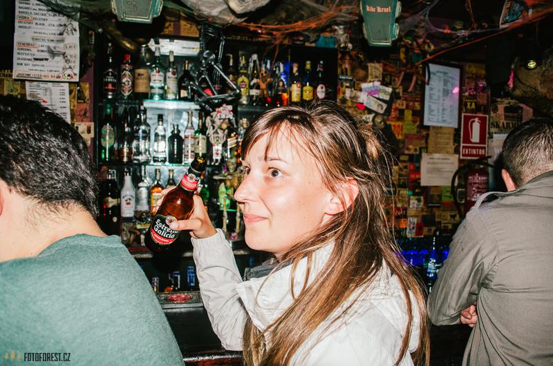 Valérie v Santiagu