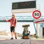 Stopování ve Španělsku: Santiago de Copostela do Madridu