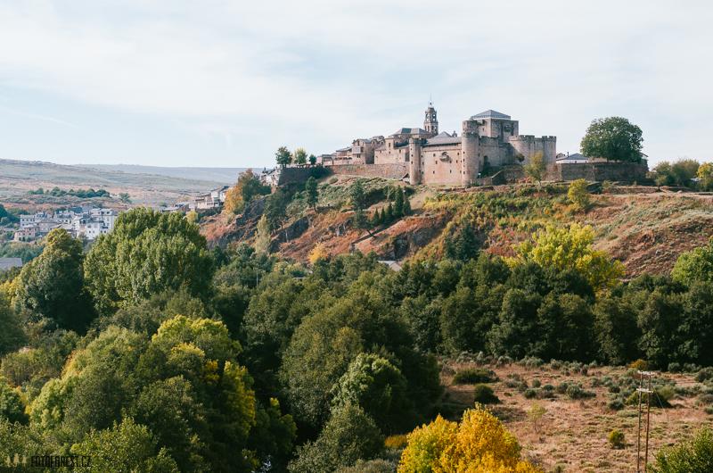 Stopování ve Španělsku