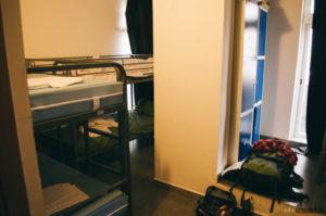 Hostel v Madridu