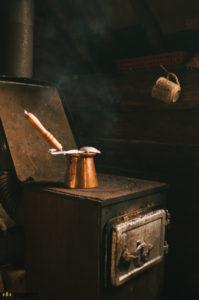 Káva z džezvy